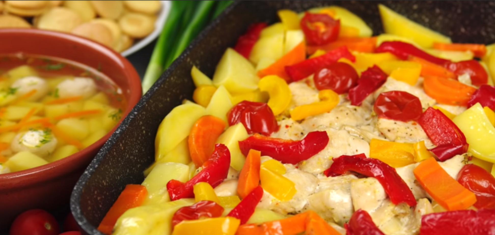 Что приготовить на ужин быстро и вкусно: топ-3 рецепта блюд
