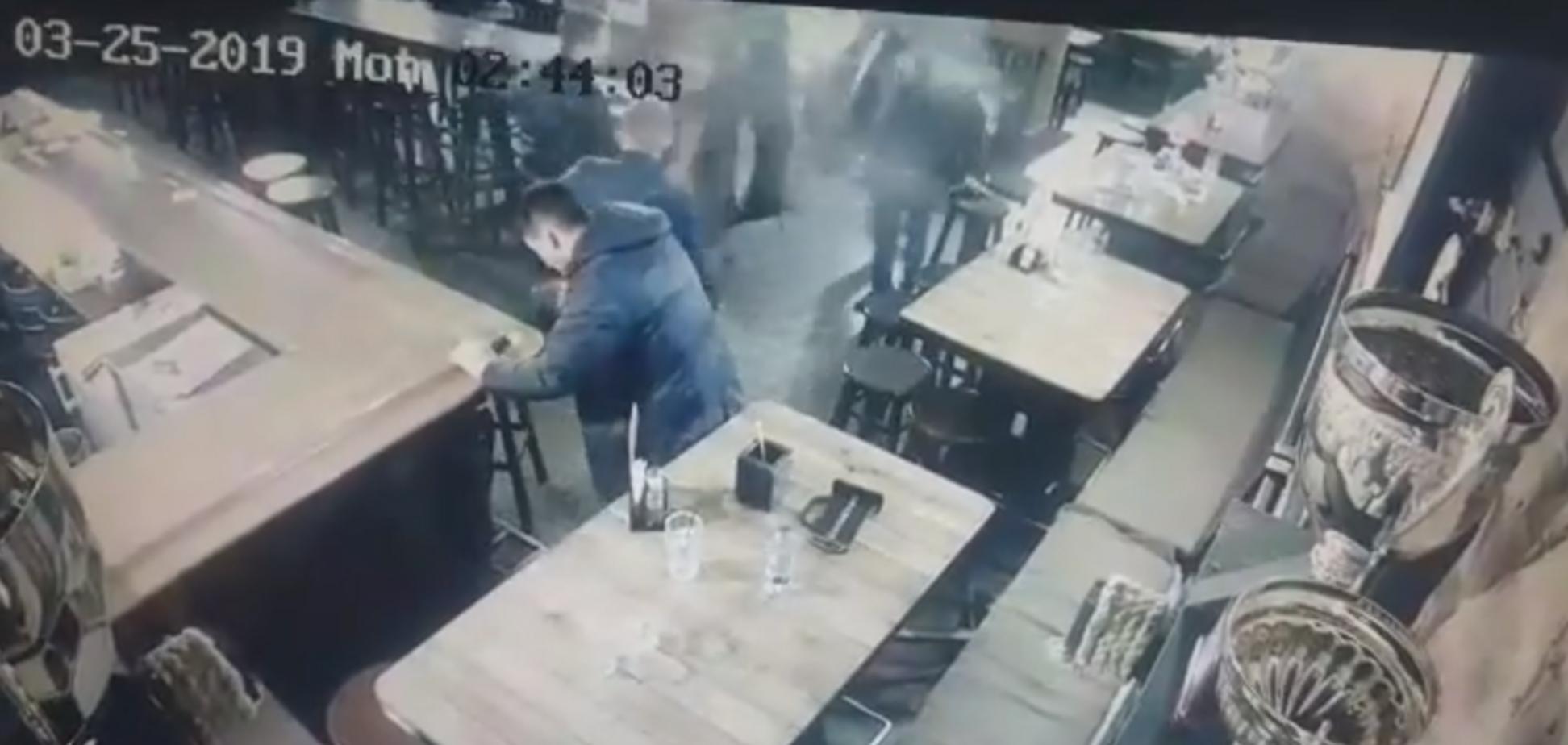 В Черкассах избили прокурора