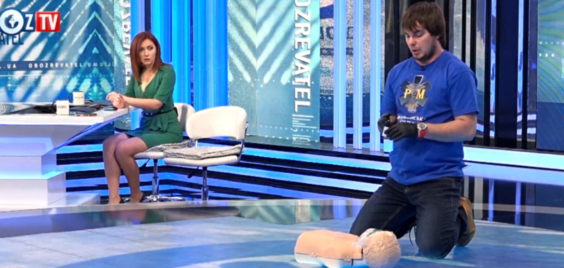Детская смертность в школах: парамедик дал рекомендации по спасению жизни