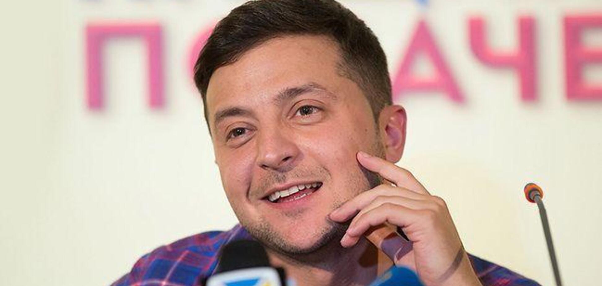 У Зеленского хотят выйти во второй тур с Гриценко