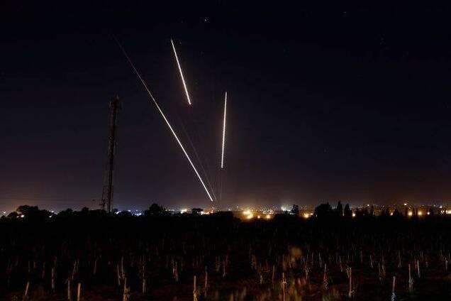 Пуск ракет из сектора Газа в направлении Израиля, 25 марта 2019 года
