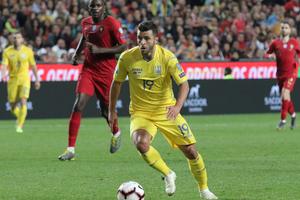 Португальский адвокат отказался от слов по делу о наказании сборной Украины