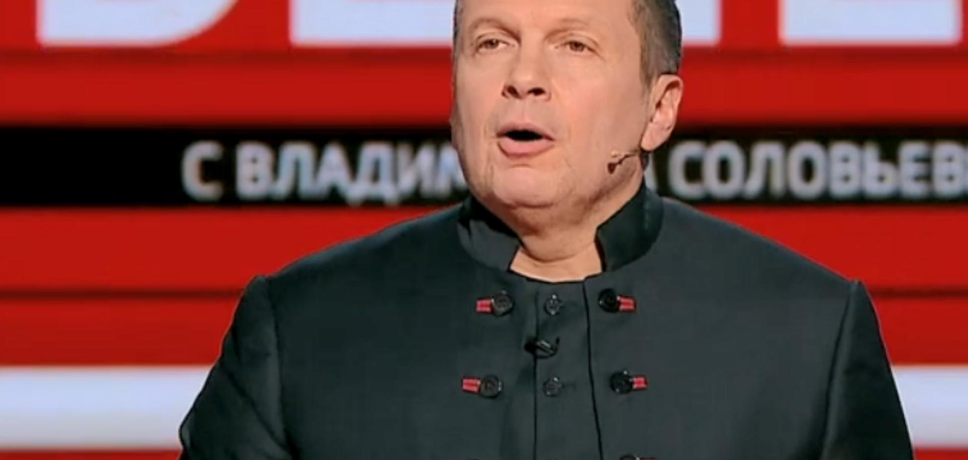 'Добивали жовто-блакитними пов'язочками!' Соловйов вибухнув обуреннями через УПА