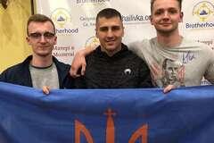 'Слава Украине!' Гвоздика горячо встретили в США