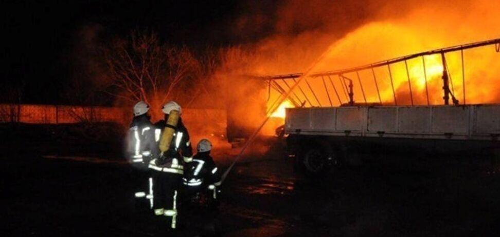 Вибухи та пожежа у Кропивницькому: поліція назвала причину