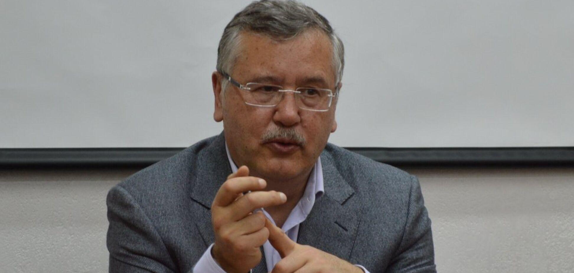 Гриценко рассказал о пользе полиграфа