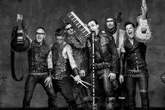Rammstein выпустили долгожданный клип к синглу Deutschland