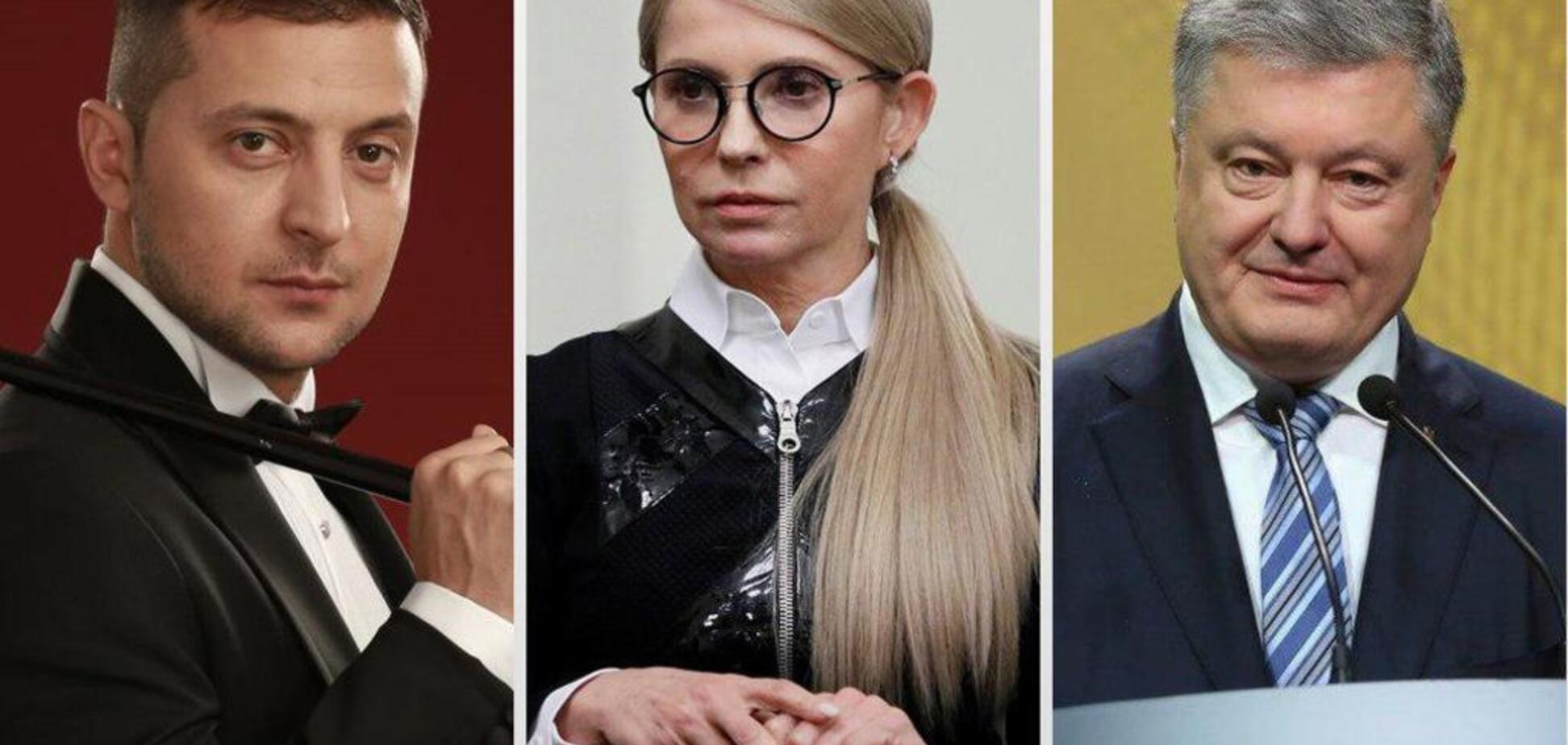 Борьба накаляется: появились неожиданные данные по сопернику Зеленского