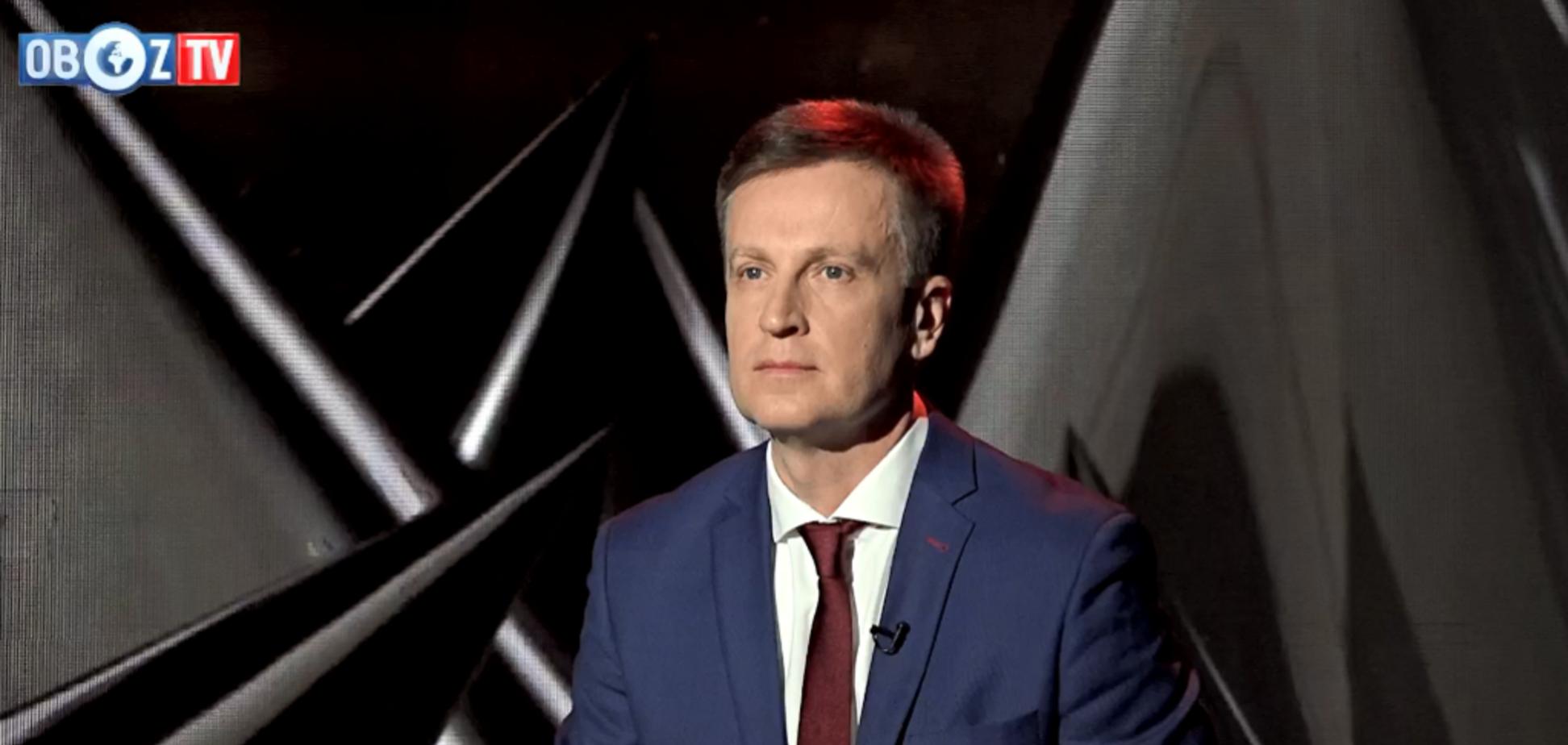 Наливайченко рассказал, как покончить с фальсификациями на выборах в Украине