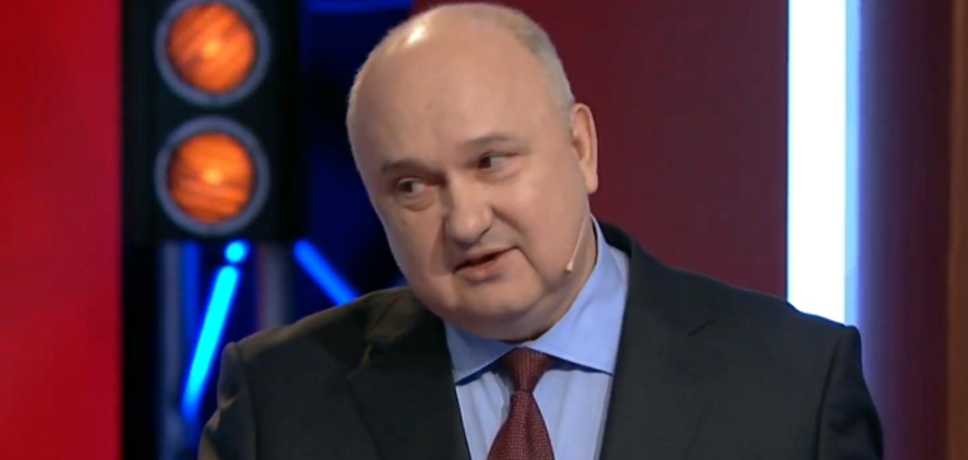 Смешко признался, что не вернул орден от России после войны на Донбассе