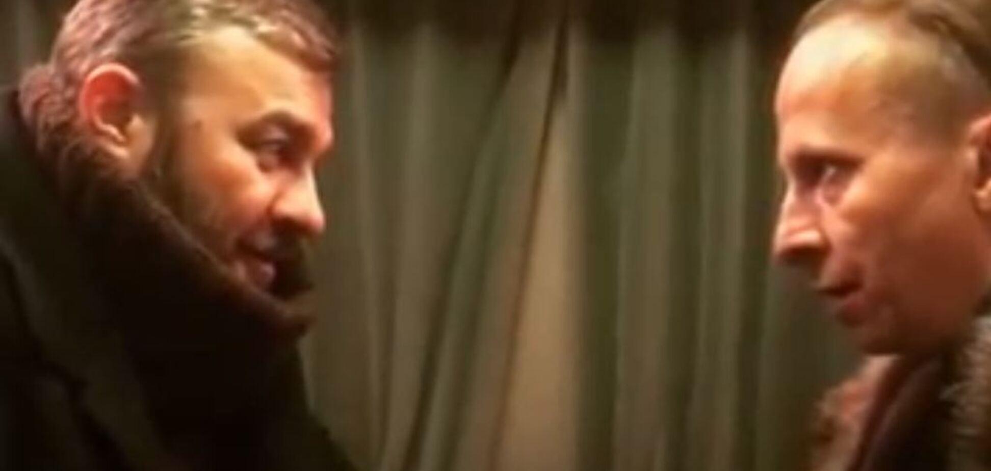 'Слава Украине!' Пореченков и Охлобыстин записали скандальное видео и поддержали Зеленского