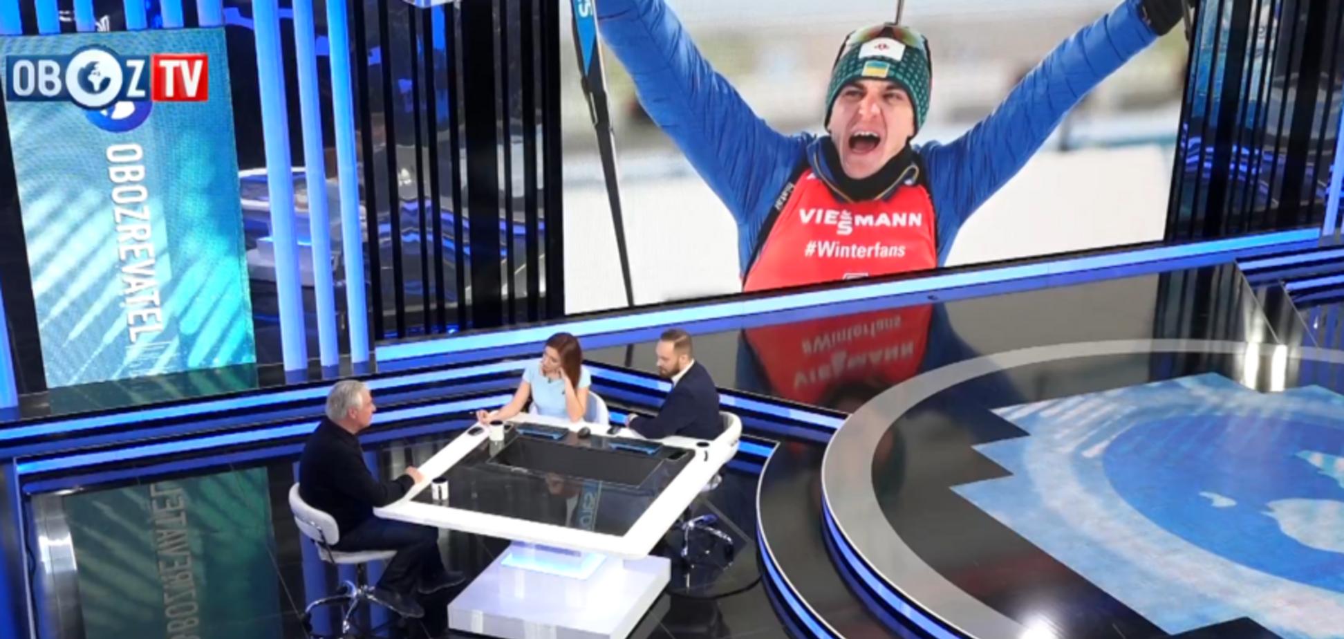 ''Виступами збірної задоволений'': президент федерації біатлону України підбив підсумки сезону
