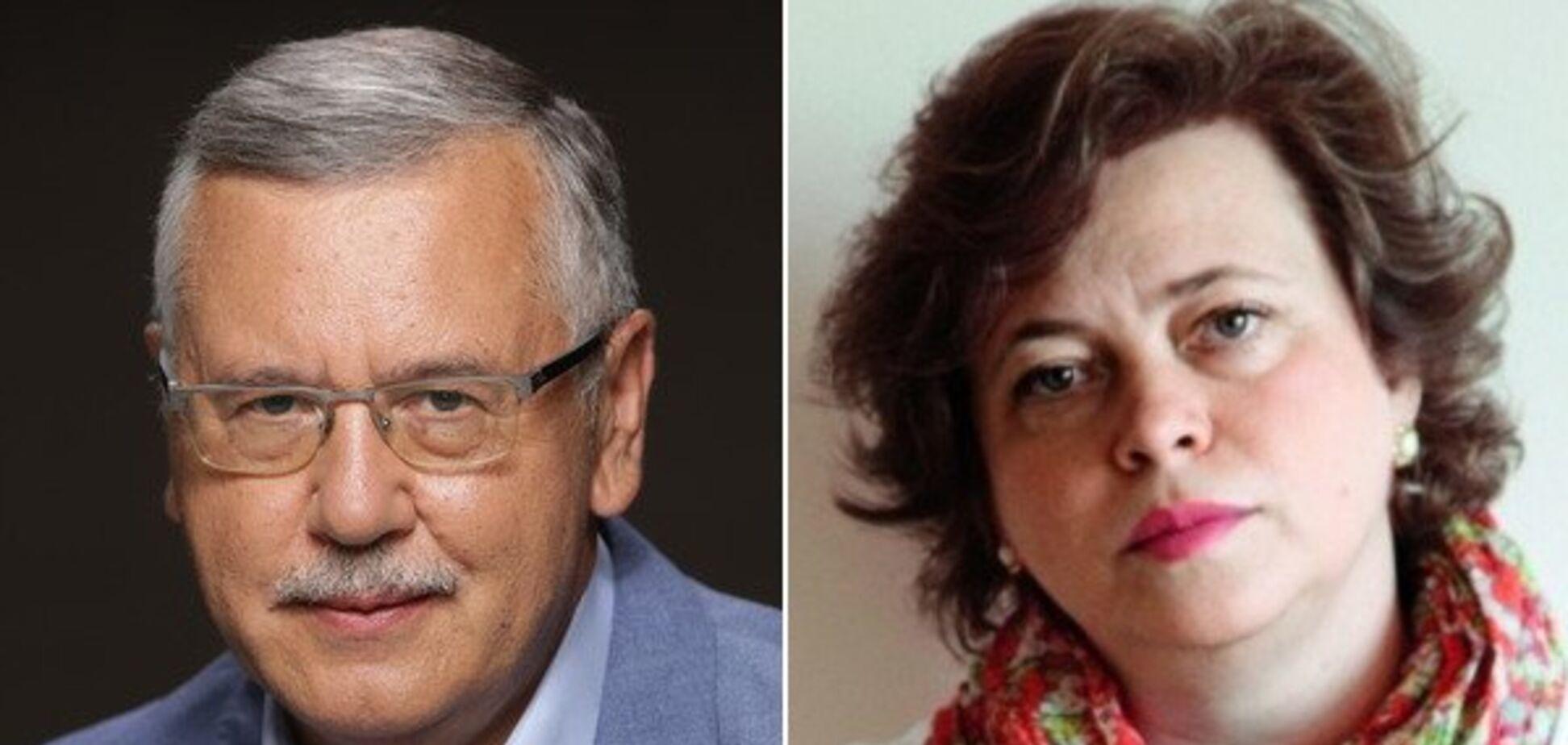 'Системный. Знает, как объединить страну': Гриценко и Мостовая дали совместное интервью