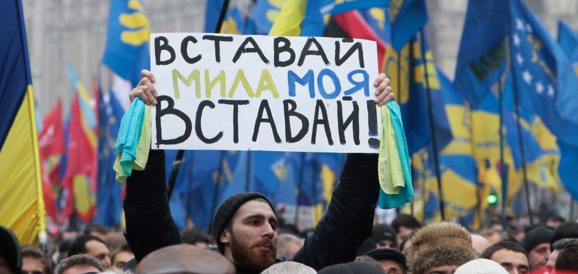 ''Іскра для Майдану'': соціолог застеріг українців