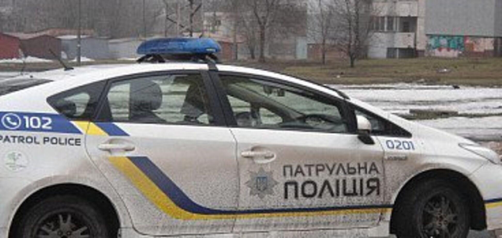 В Запорожье молодая мать выгнала своего ребёнка из дома