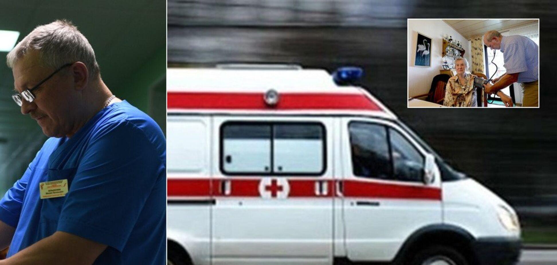 'Я с постели встать не могу!' Украинцы возмутились поборами в больницах