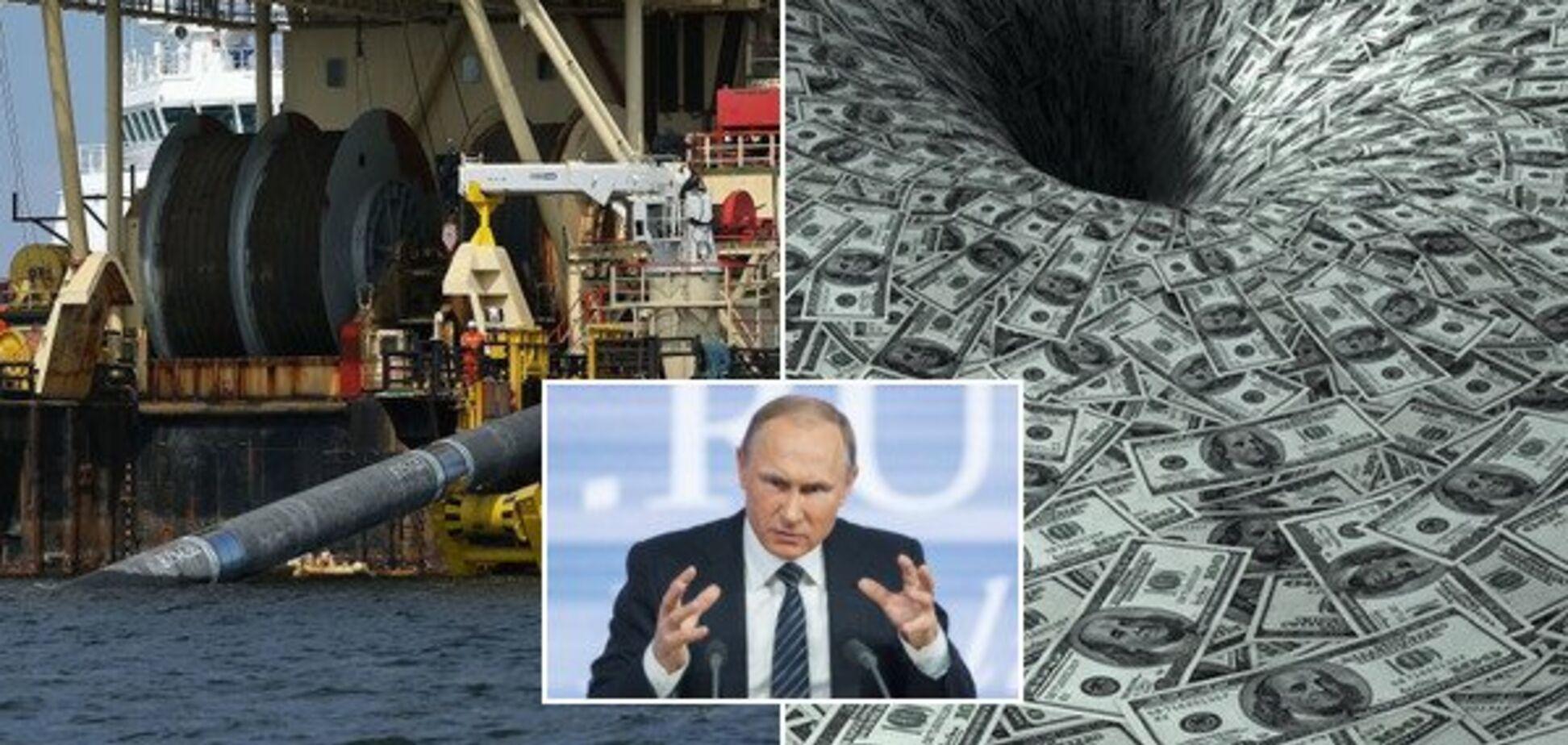 'Газпром' тратит миллиарды долларов на друзей Путина — российский экономист
