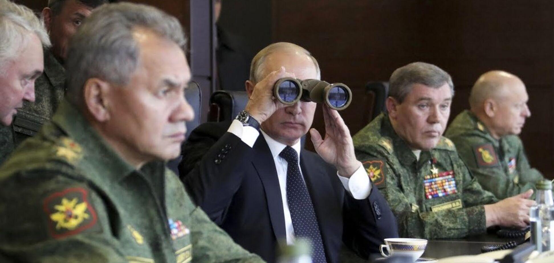 Режим Путіна стає ще небезпечнішим