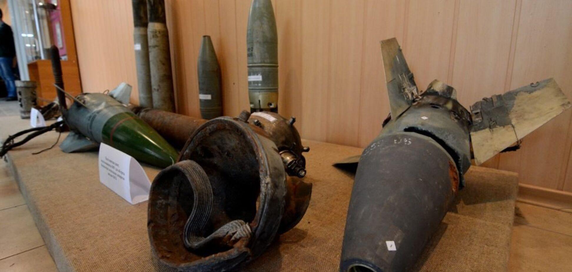 В 'ДНР' опозорились из-за ракеты Путина: опубликованы фото