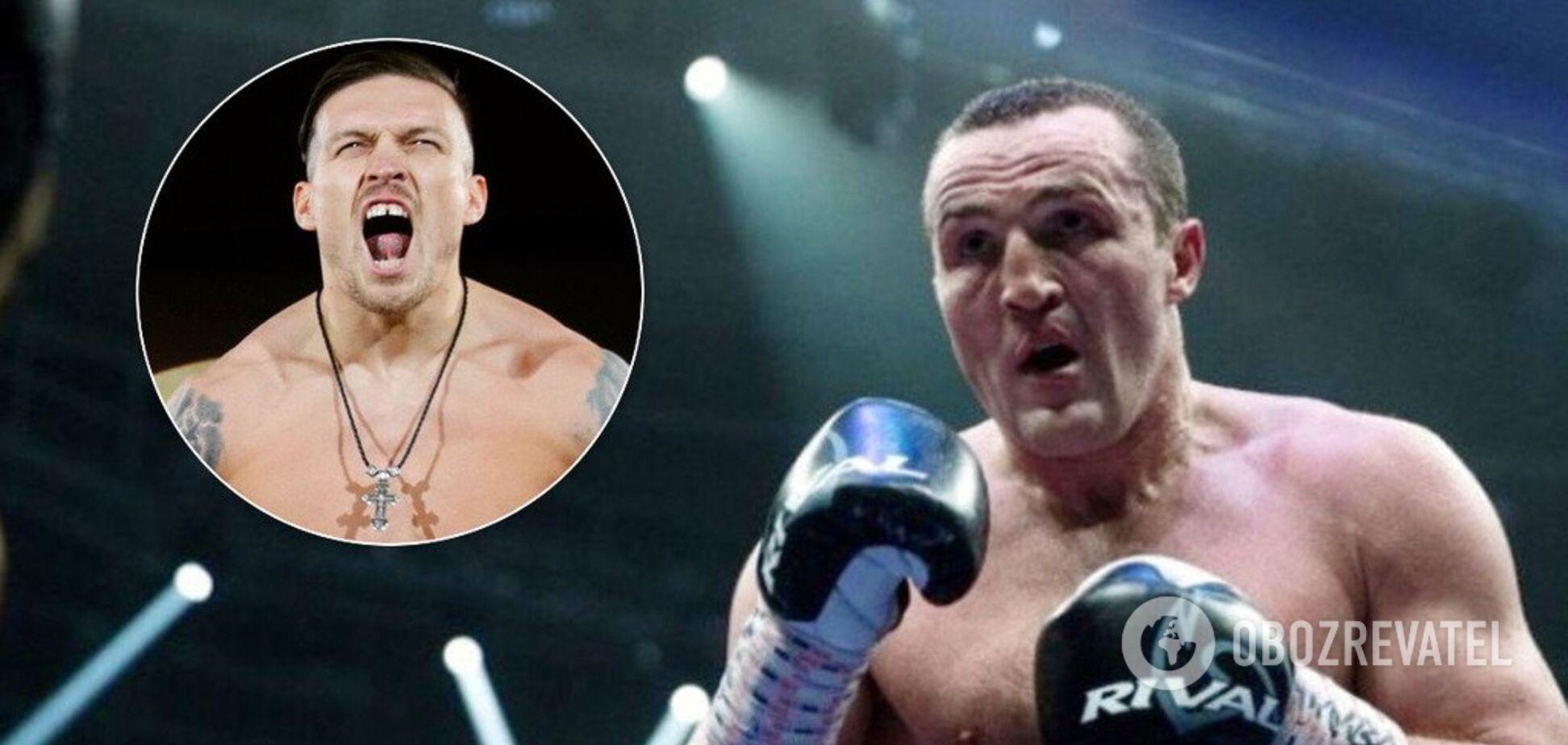 'Не перестает удивлять': боксер команды Путина высказался об Усике