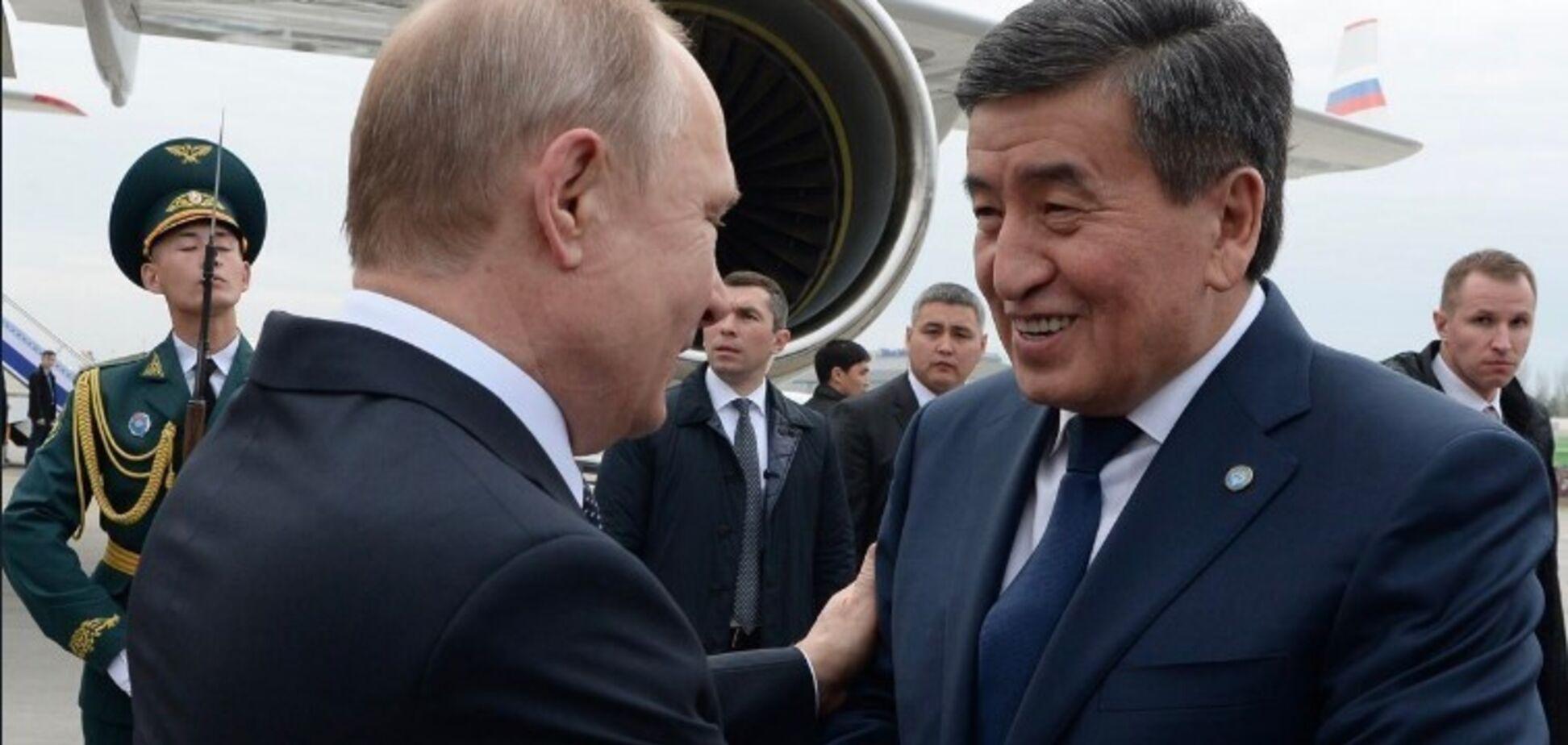 'Знову знайшов хлопчика!' Поведінка Путіна викликала глузування у мережі
