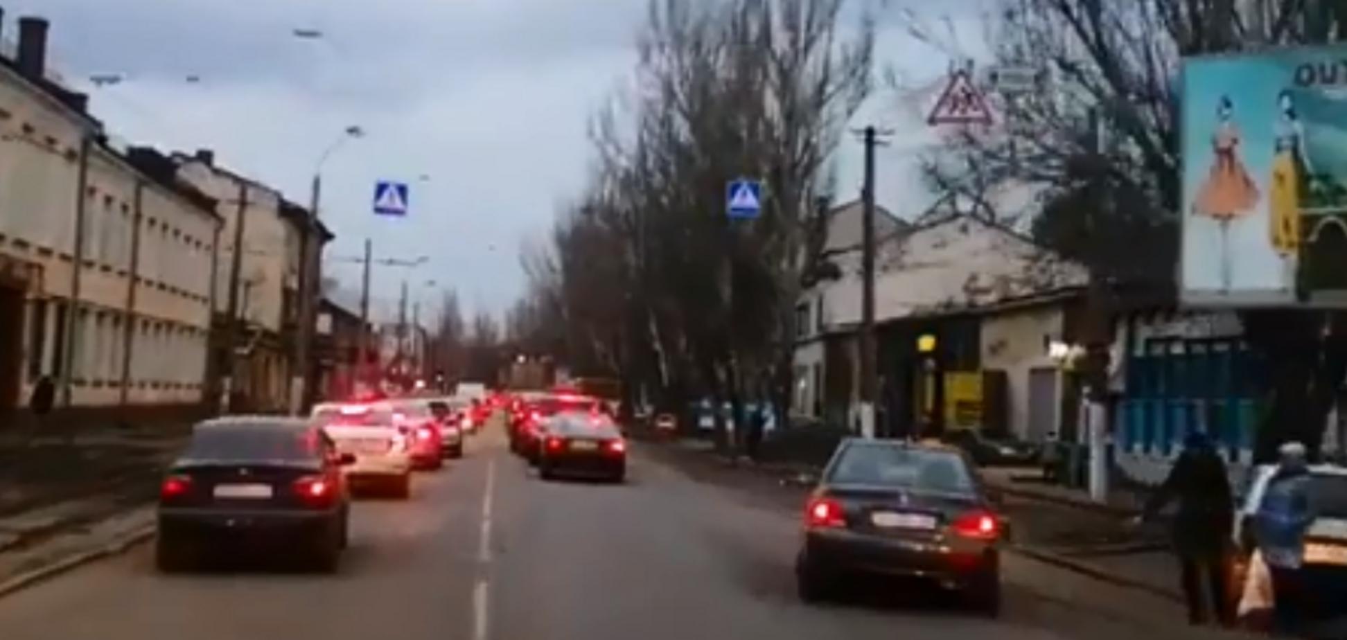 'Это уже Европа!' Поступок водителей в Одессе восхитил сеть