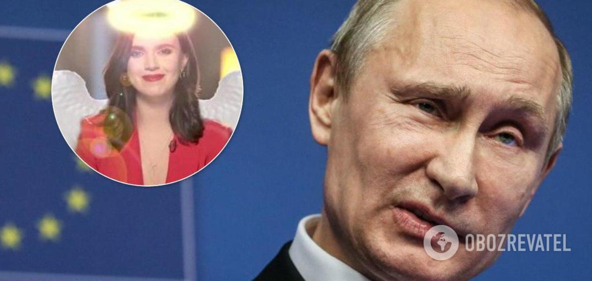 'Щоб Путін сказав: 'Бл*дь!' Соколова дала українцям пораду щодо виборів
