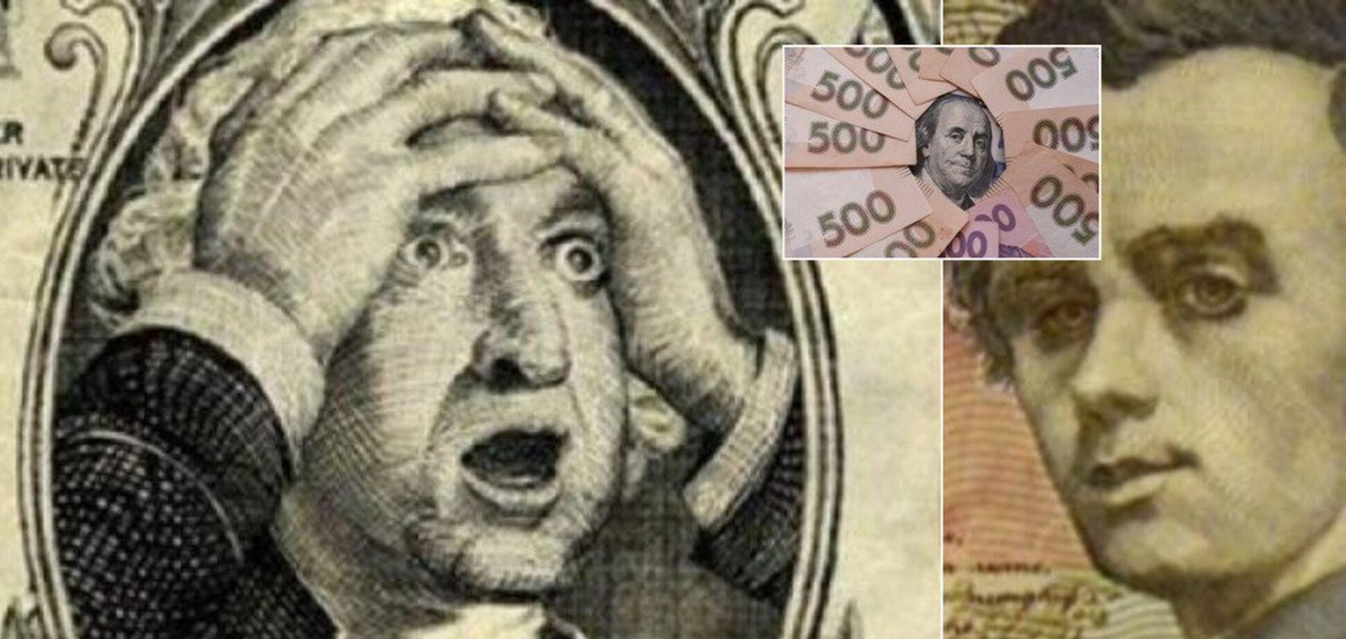 Доллар в Украине дойдет до психологической отметки: что будет с гривней