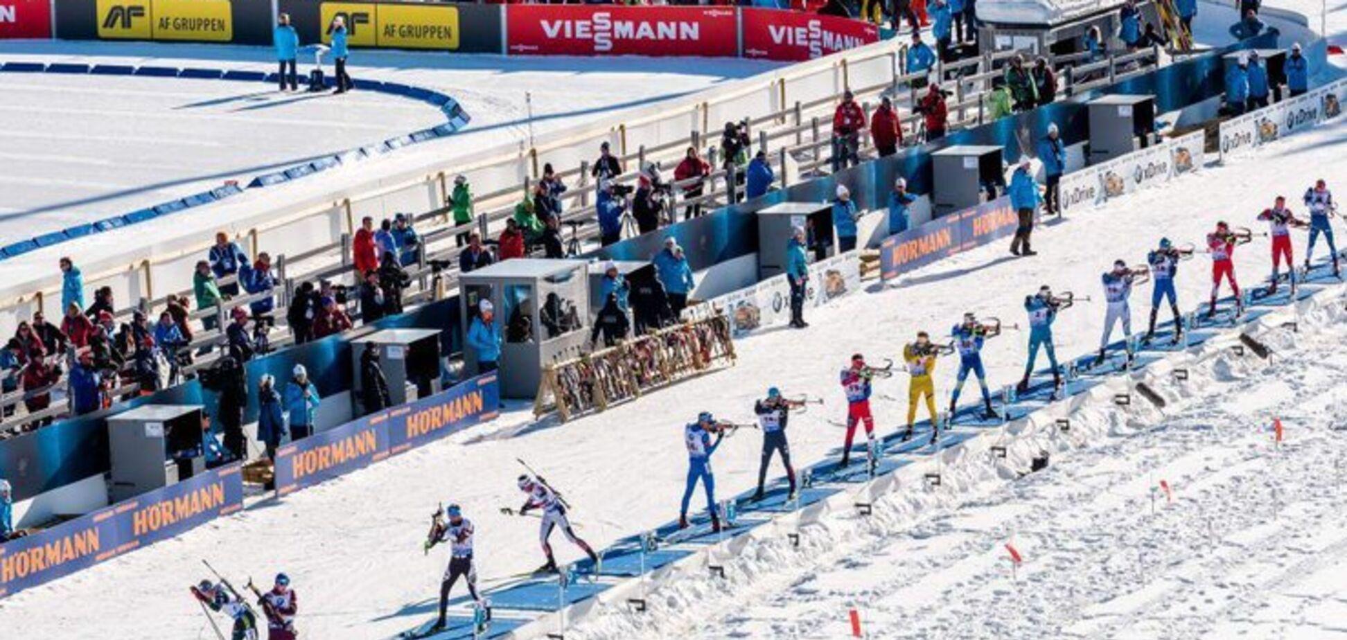 Чемпіонат світу з біатлону: результати і звіти