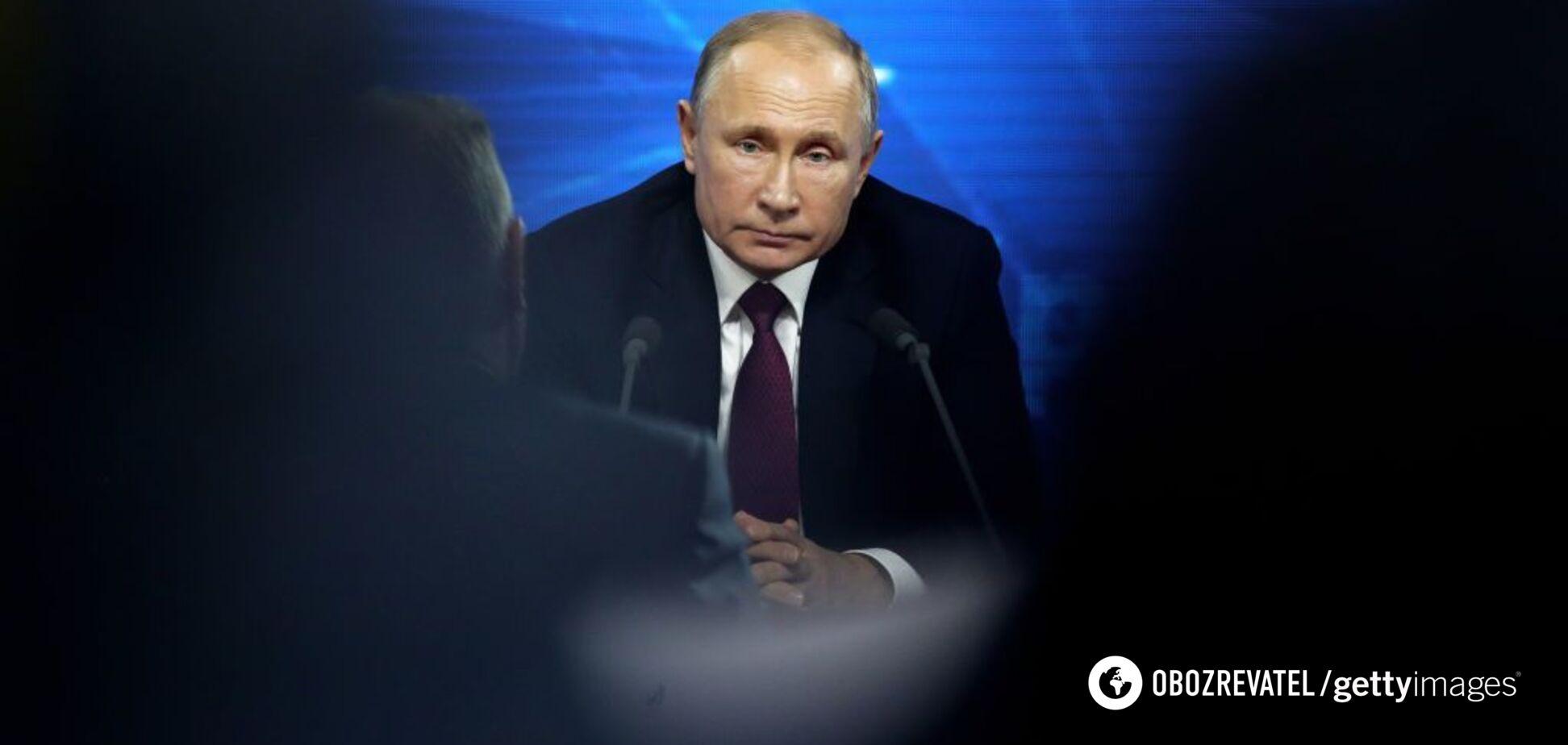 'Я в отчаянии. Путин – единственный, кто может обеспечить справедливость'