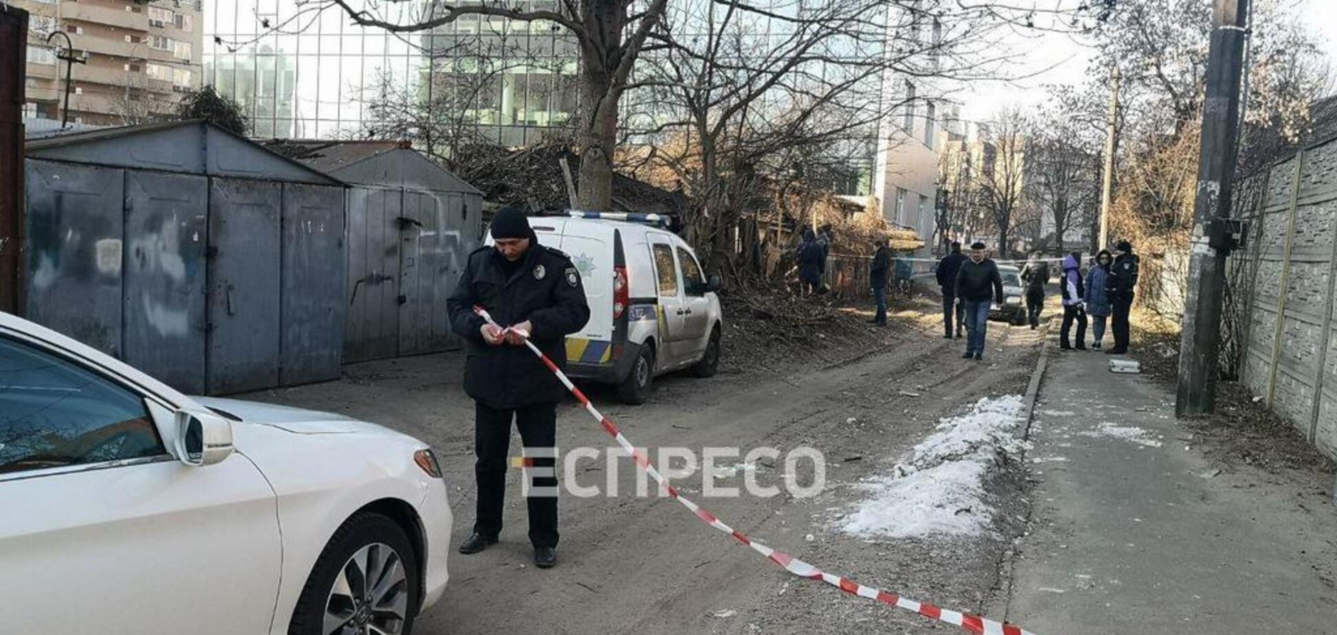 В Киеве задержали женщину, которая выбросила мертвого младенца: новые фото и видео