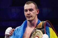 Непобежденный украинский супертяж завоевал чемпионский пояс