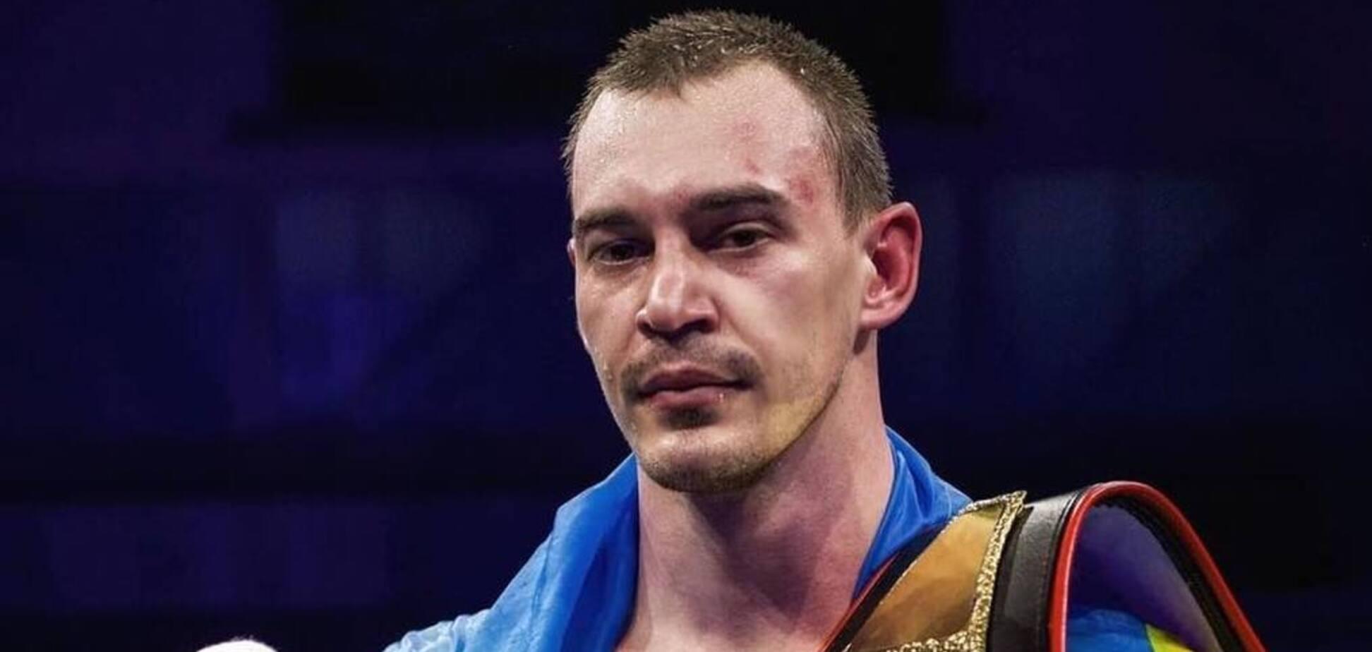 Непереможений український супертяж завоював чемпіонський пояс