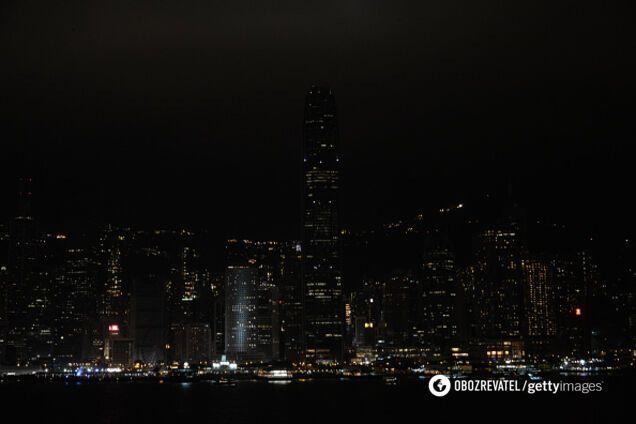 Час Земли (Earth Hour)