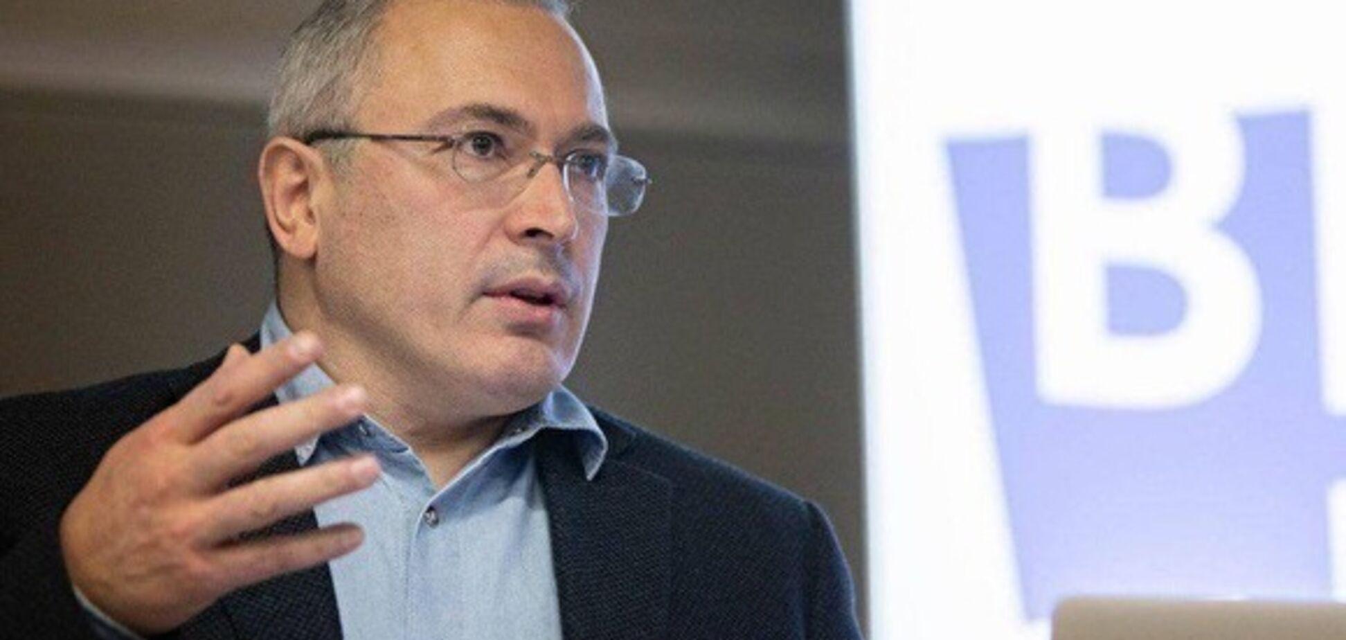 'Путін – засновник української державності!' Ходорковський виступив з гучною заявою