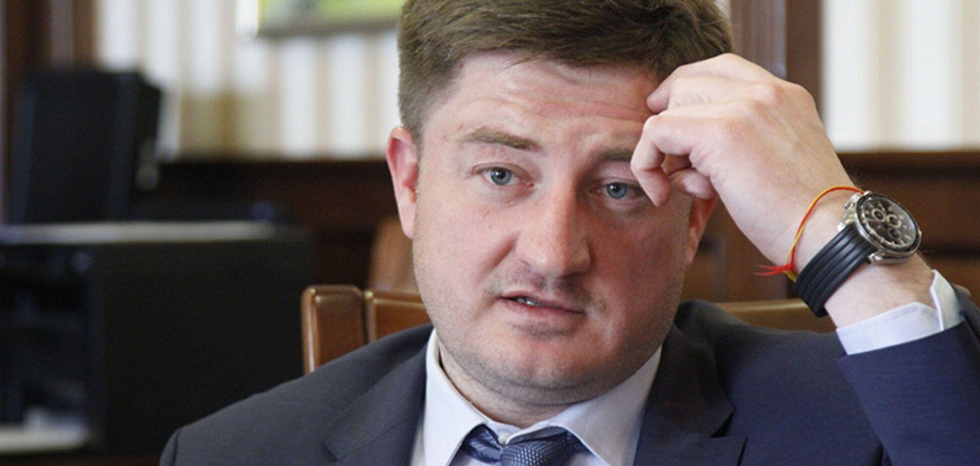 Дело на 6 млн: главе Госрезерва Украины вручили подозрение