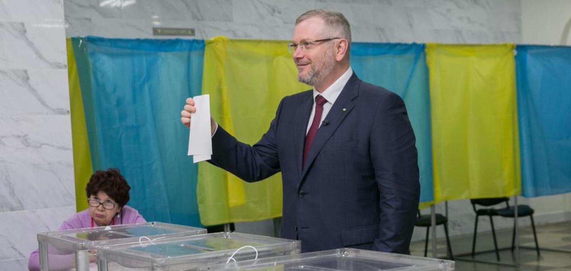 Вілкул: я проголосував за мир і розвиток