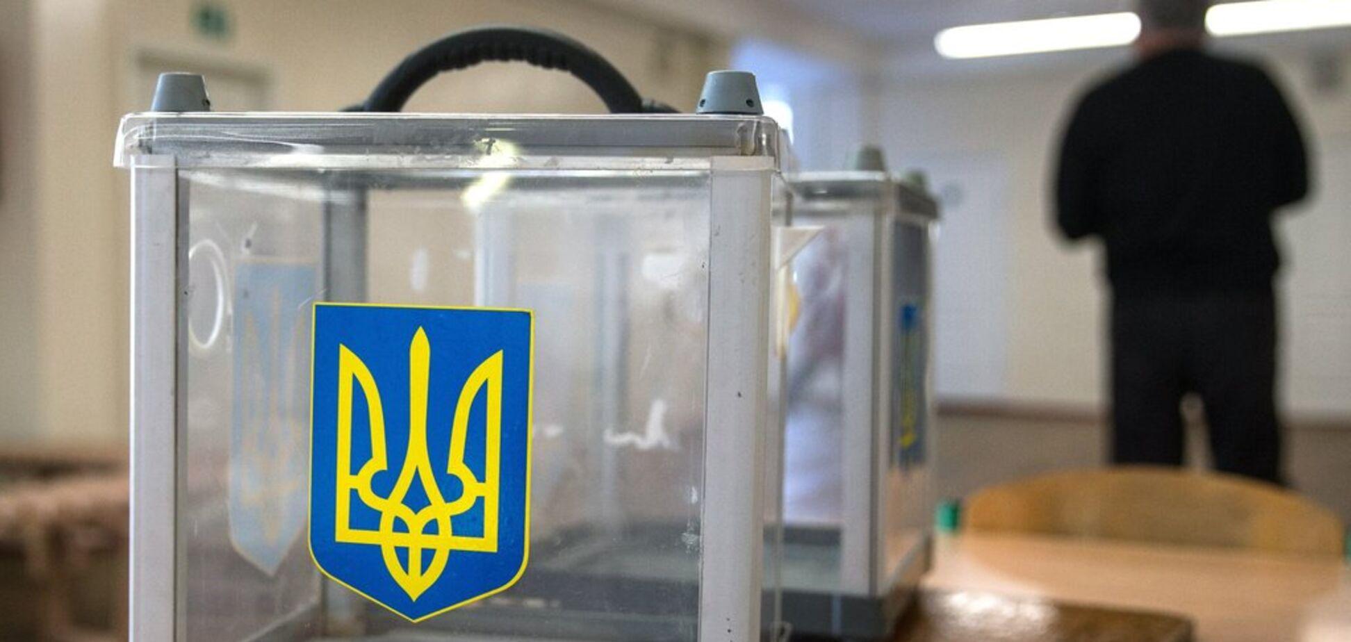Национальный экзит-пол обновил данные о лидерах на выборах президента Украины