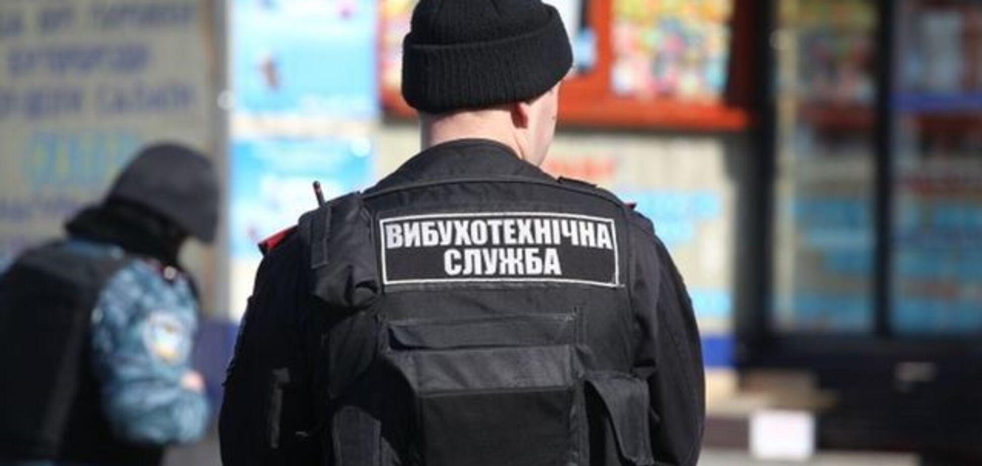 Волна минирований в Украине: в Нацполиции сообщили впечатляющую статистку