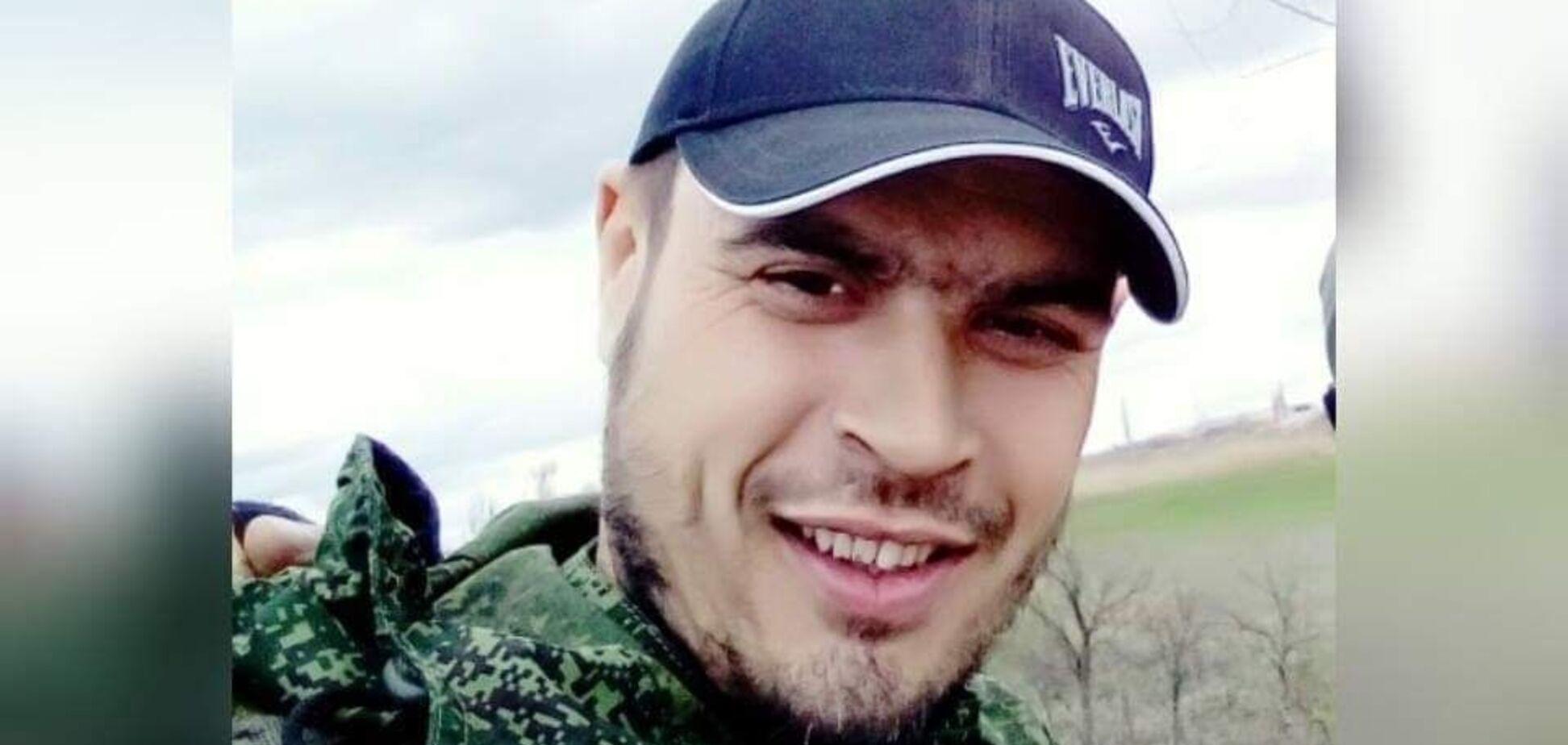 На Донбасі вбили чергового російського найманця: фото терориста