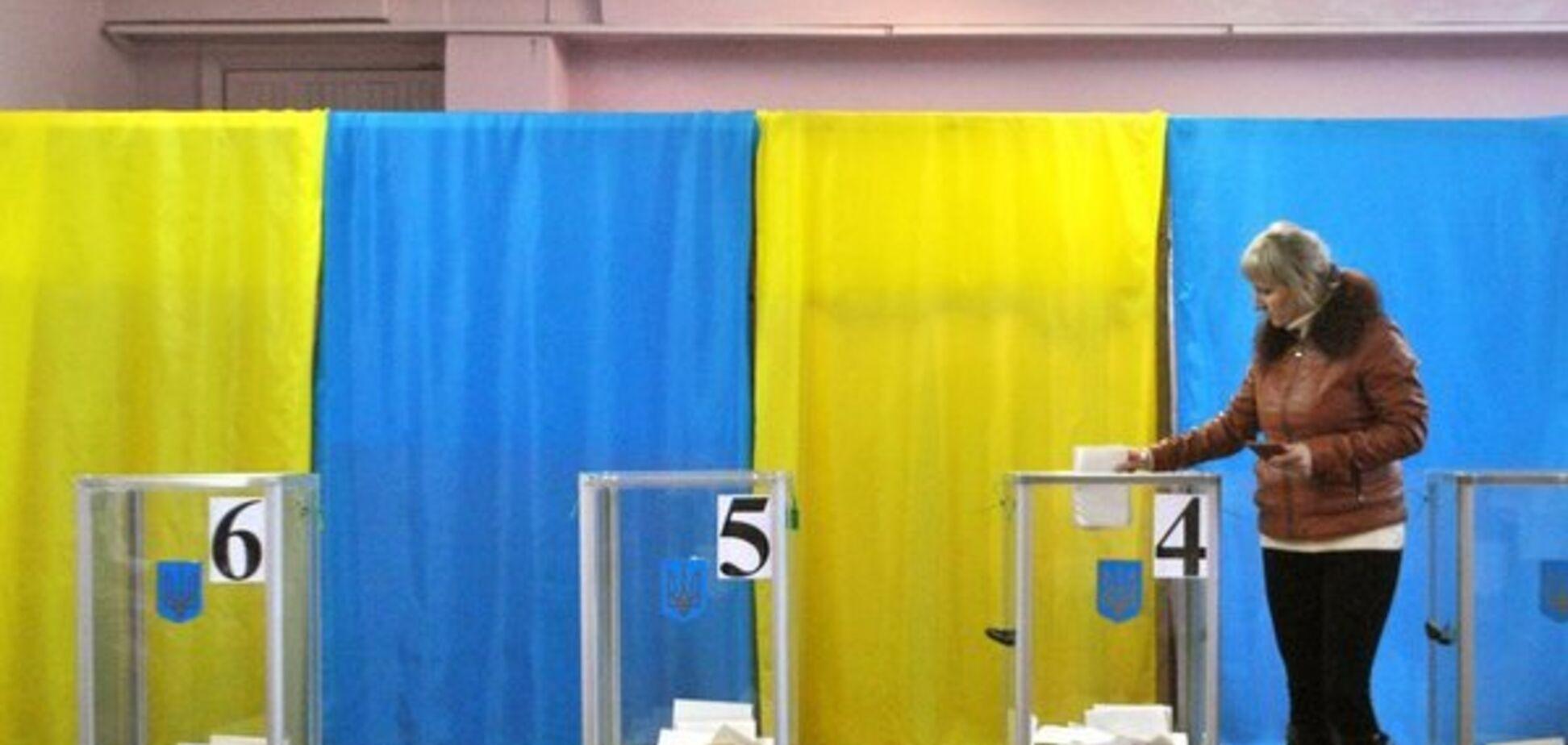 ''Возможны фальсификации'': в одной из областей рекордное количество голосующих дома