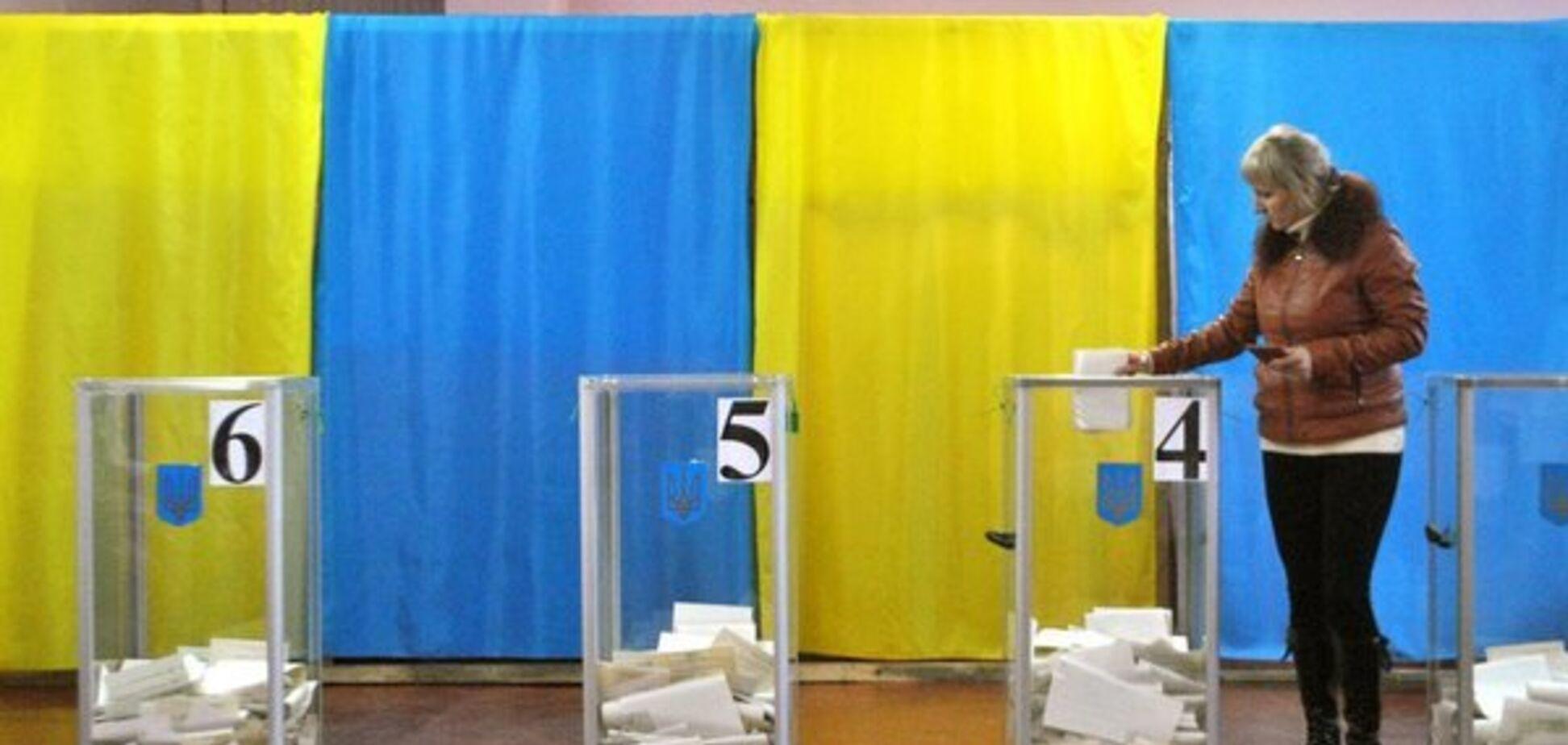 Голосують навіть собаки: на виборах президента України стався курйоз