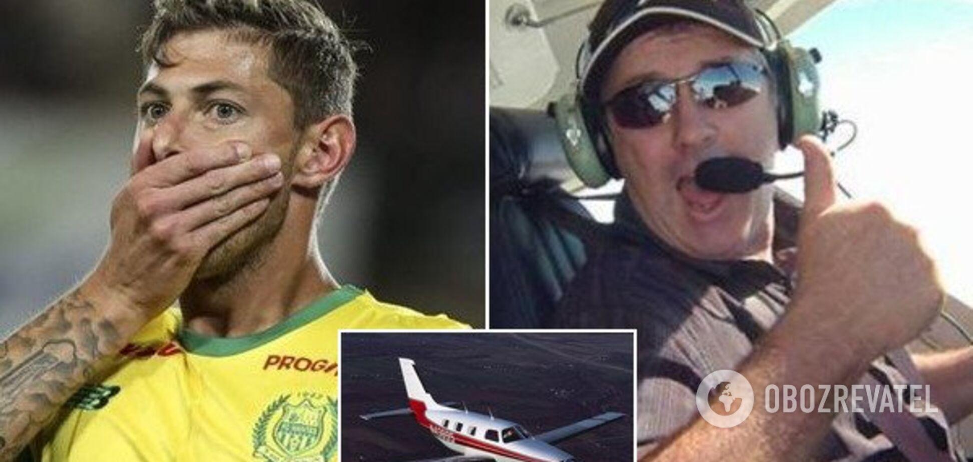 Выяснился сенсационный нюанс авиакатастрофы с Салой