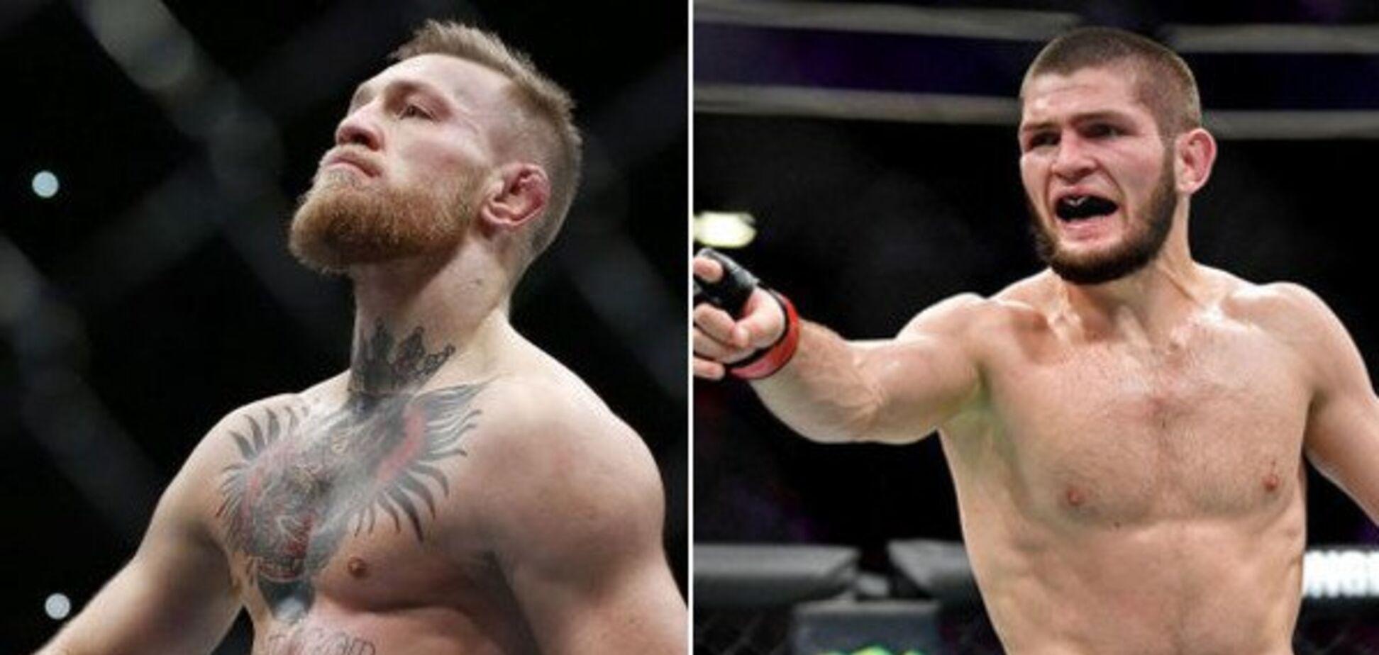 Реванш Конор - Хабиб: глава UFC сделал заявление