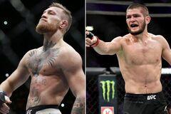 Реванш Конор - Хабіб: глава UFC зробив заяву