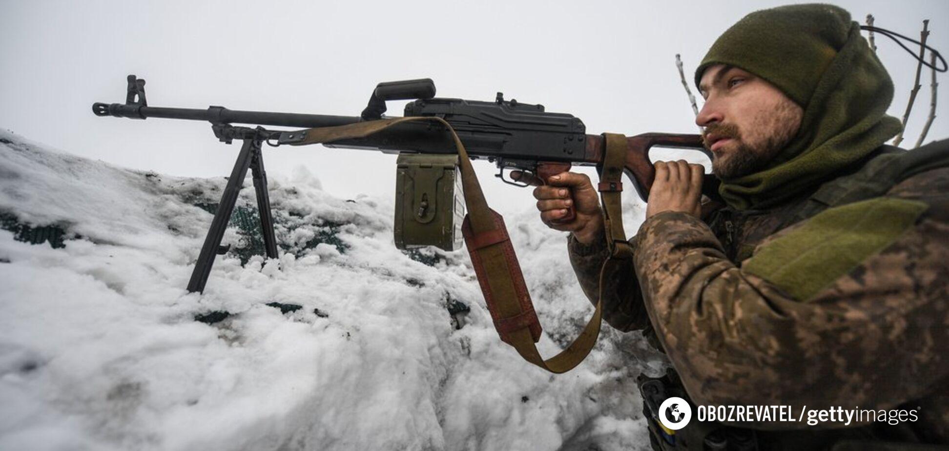 Минус восемь: террористы 'Л/ДНР' угомонились после ответов ВСУ
