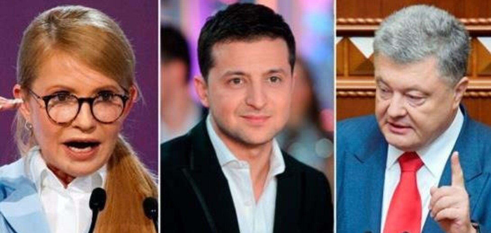 Зеленський переміг на півдні, за Порошенка — захід: як українці обирали президента