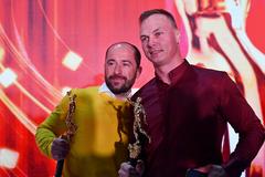 'Верняев был прав': олимпийский чемпион Абраменко раскрыл секрет победы в престижной номинации