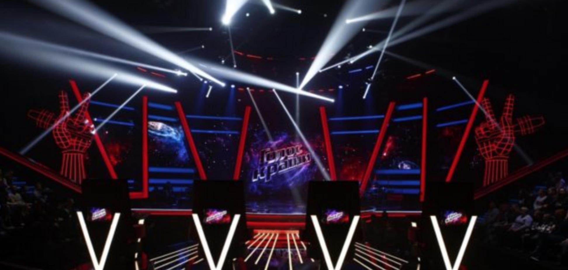 Прямі ефіри шоу 'Голос країни-9': названо повний список учасників