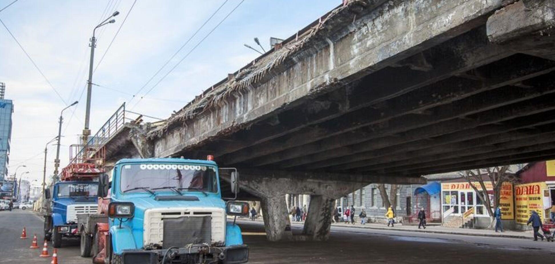 На работу в 3 раза дольше: в Киеве объяснили, чем грозит закрытие Шулявского моста